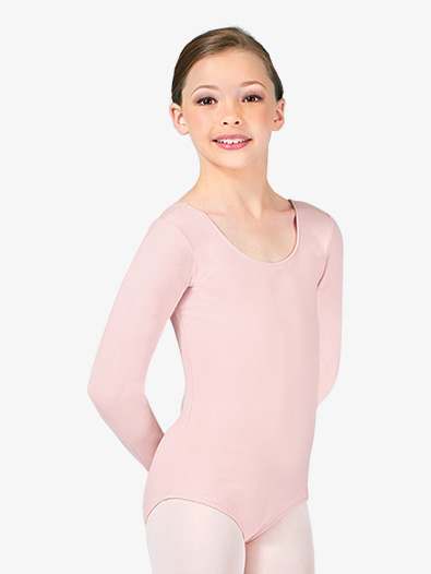 Child Long Sleeve Leotard - Style No CL5409