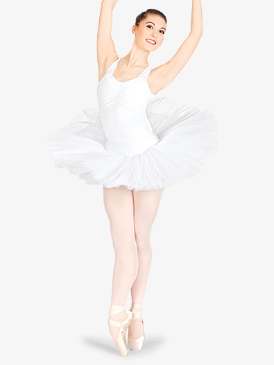 Adult Rehearsal Tutu Skirt - Style No D005
