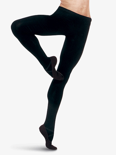 Mens Footed Tights - Style No D031C