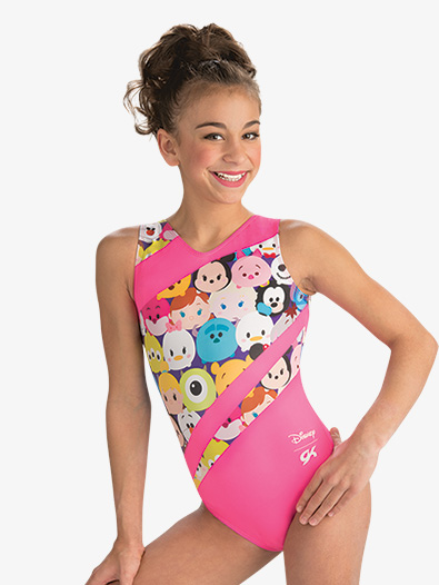 Girls Disney Tsum Tsum Mania Leotard - Style No DSY122C