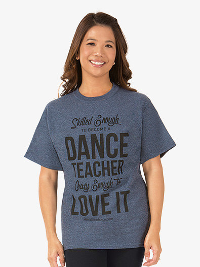 Skilled Enough Teacher T-Shirt - Style No FP70