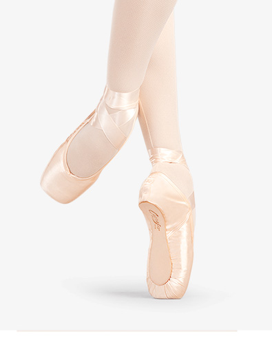 Adult Glisse Pointe Shoes - Style No G102
