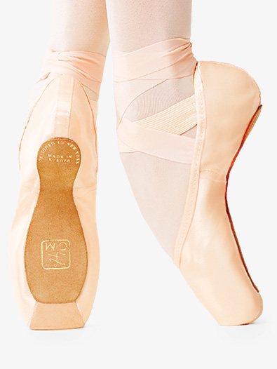 Adult Pointe Shoes - Style No GMP