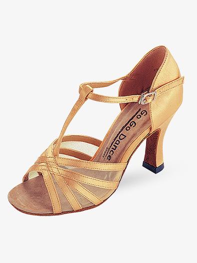 Ladies Latin/Rhythm Ballroom Shoes - Style No GO406