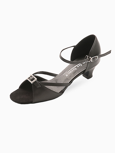 Ladies Latin/Rhythm Ballroom Shoes - Style No GO716