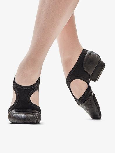 Girls ''Jolie'' Neoprene Lyrical Teaching Shoes - Style No JZ44C