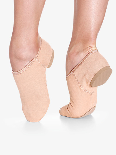 Womens ''Jill'' Split Sole Canvas Jazz Shoes - Style No JZ75