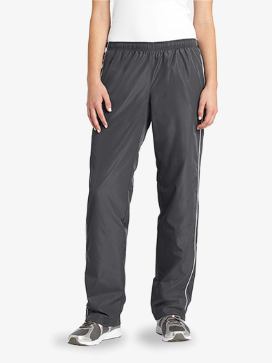 Ladies Contrast Wind Pant - Style No LPST61