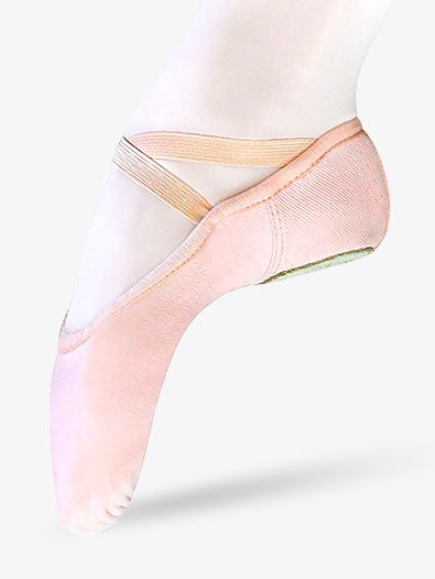 Adult Stretch-One Low Arch Ballet Shoes - Style No M001LC
