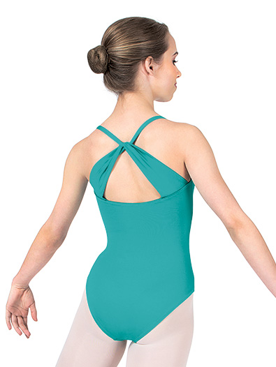 Adult Drape Back Camisole Leotard - Style No M2622