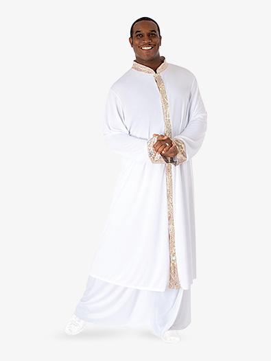 Men's Plus Size Praise Wear Robe - Style No M633XX