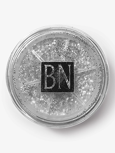 Silver Sparklers Glitter .14oz - Style No MD4