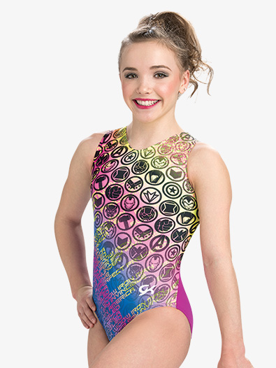 Womens Marvel Iconic Avengers Leotard - Style No MV021