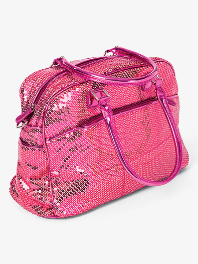 Large Sequined Zip Tote Bag - Style No N7166