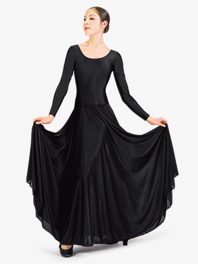 Long Sleeve Dress - Style No N8555