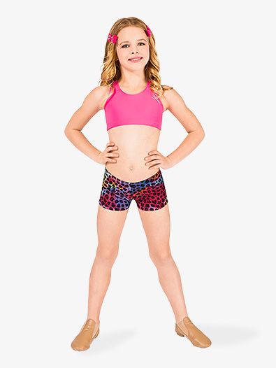 Child Dance Shorts - Style No N8585C