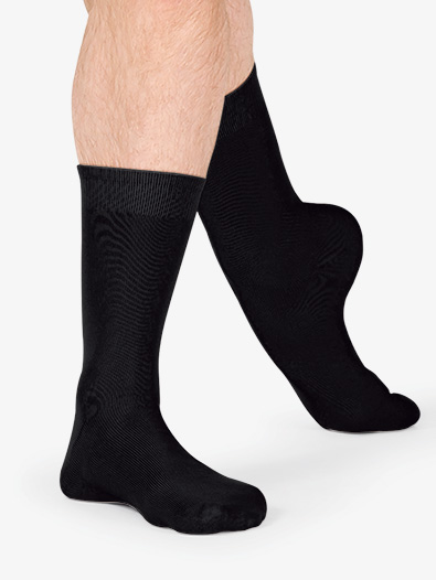 Mens Ankle Dance Socks - Style No NSOCKM