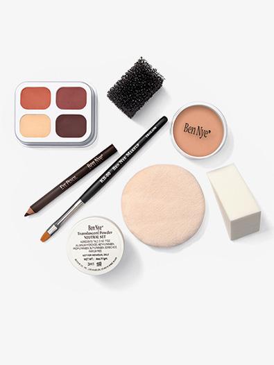 Olive:Fair-Medium Creme Personal Kit - Style No PK3