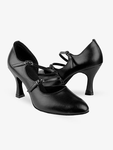 Ladies Standard/Smooth-Party Party Ballroom Shoes - Style No PP201