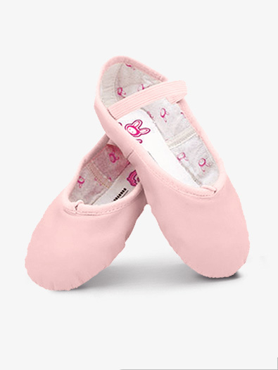 Bunny Hop Ballet Slipper - Style No S0225L