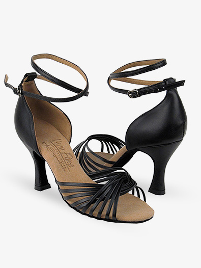 Ladies Latin/Rhythm- Signature Series Ballroom Shoes - Style No S1001