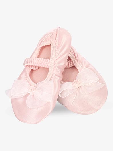 Little Princess Satin Shoes - Style No S200