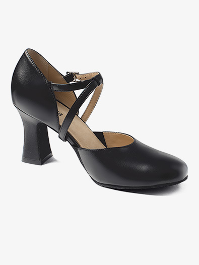 Womens ''Charity'' 2.5'' X-Strap Character Shoes - Style No SD142