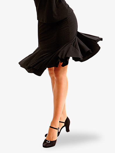Ladies Petal Shape Skirt - Style No SD389