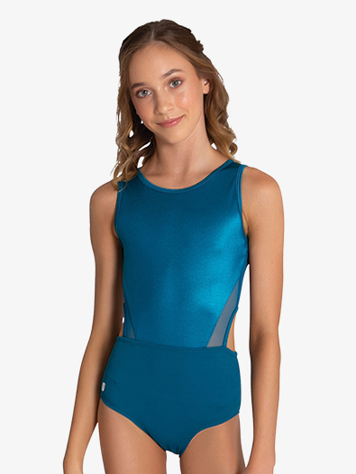 Womens ''Bodhi'' Back Cutout Tank Leotard - Style No SPGWH003