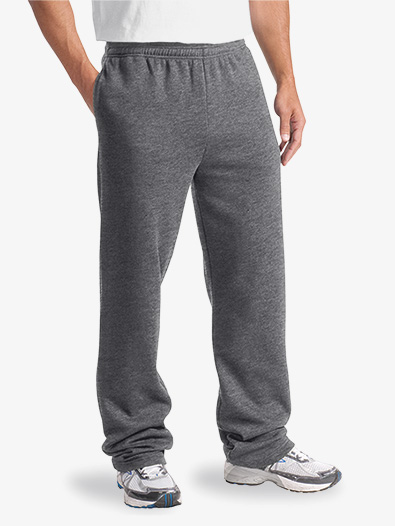 Open Bottom Sweatpant - Style No ST257