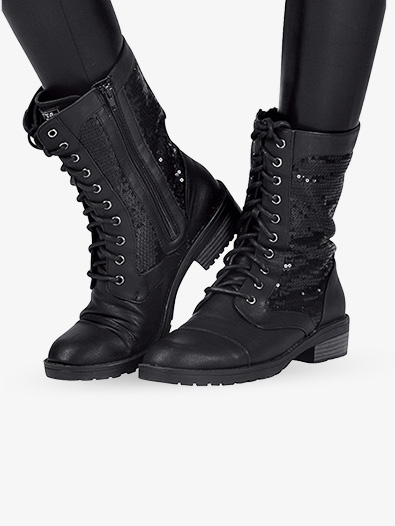 Adult Combat Boot - Style No SWAG