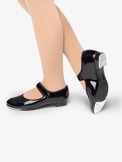 Adult Velcro Tap Shoes - Style No T9050