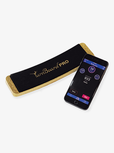 Gold Pirouette TurnBoard PRO - Style No TB3
