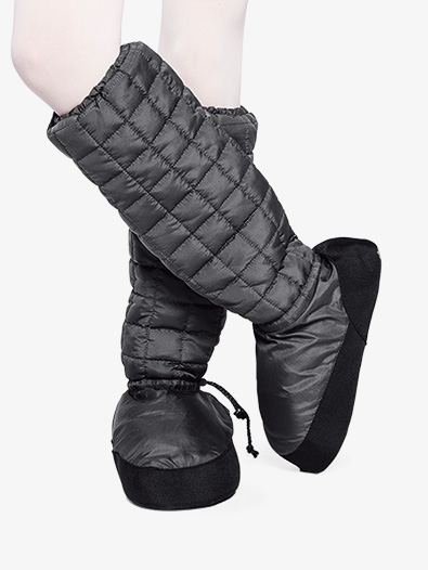 Womens Tall Quilted Warm-up Boots - Style No TBOOT