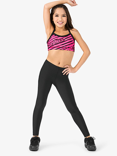 Child Ankle Leggings - Style No TH5118C