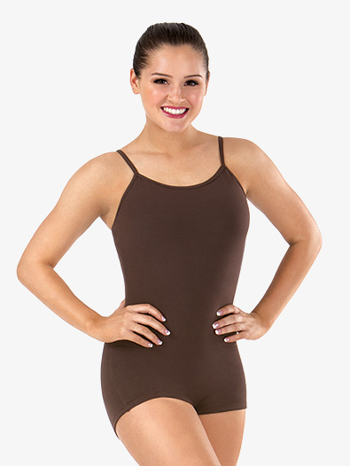 Womens Camisole Shorty Unitard - Style No TH5535