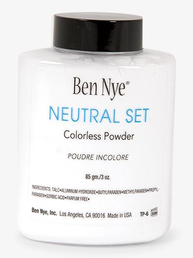 3.0 oz Neutral Face Powder - Style No TP6