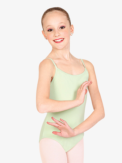 Child Camisole Leotard  - Style No Y1555C