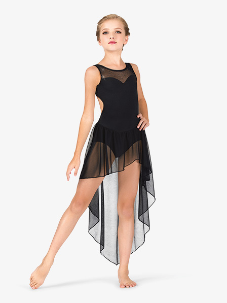 eddbb622c Performance Twinkle Mesh High-Low Tank Dress - Dresses