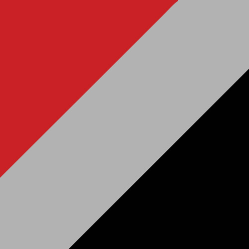 Red/Silver/Black