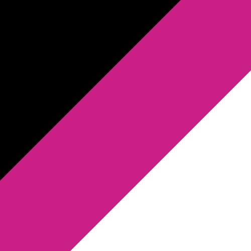 Black/Power Pink/Metallic Silver