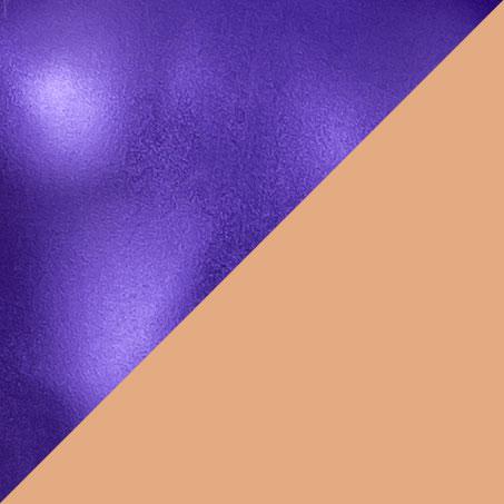 Purple/Nude