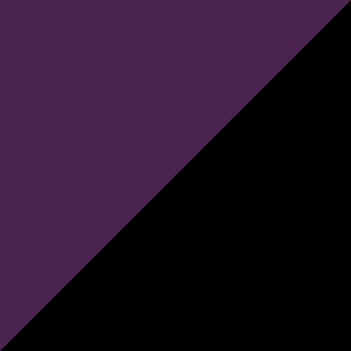 Eggplant/Black