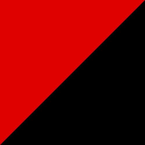 Scarlet/Black