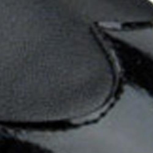 Black Patent & Black Leather