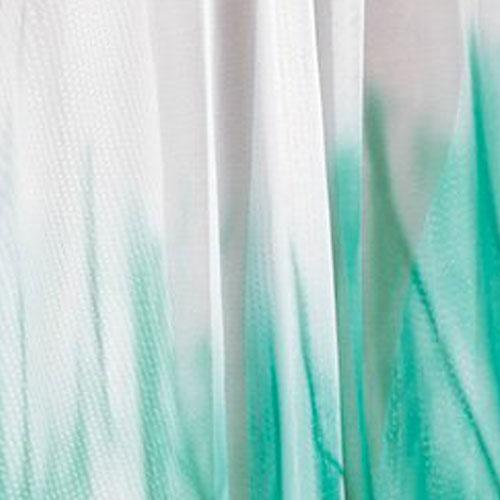 White/Emerald Green